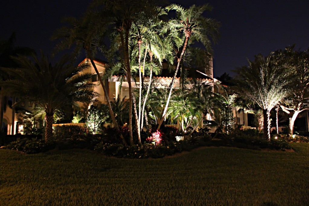 landscape lighting installers in coral gables
